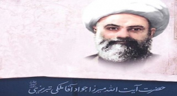 میرزا جواد آقا ملکی تبریزی,گنجینه تصاویر ضیاءالصالحین
