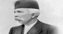 میرزا حسن خان مستوفی الممالک,استیضاح دولت مستوفی الممالک,گنجینه تصاویر ضیاءالصالحین