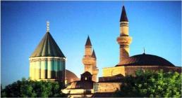 مقبره جلال الدین محمد بلخی