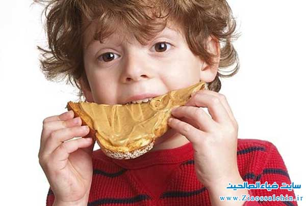 علائم شایع حساسیت غذایی در کودکان