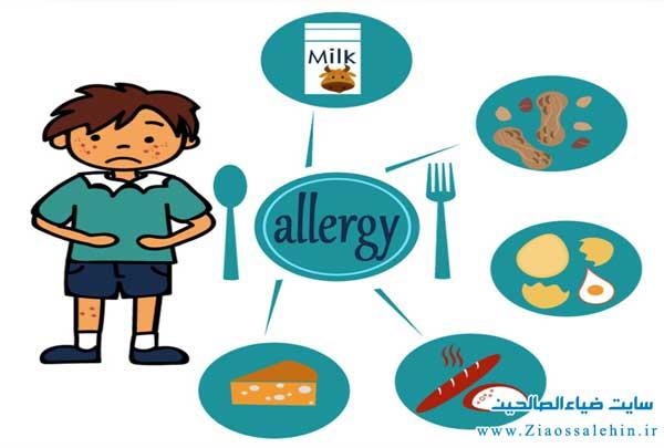 راه های پیشگیری از حساسیت غذایی در کودکان