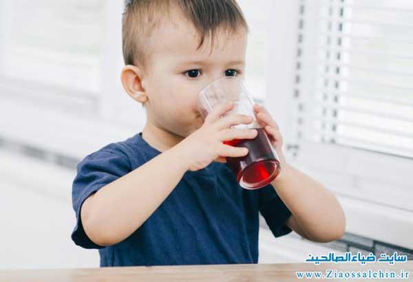 چگونه می توان آب انار را برای تغذیه کودکان آماده نمود؟