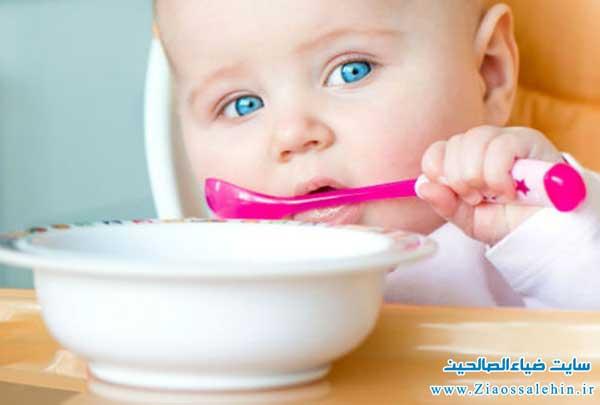 مسمومیت غذایی کودکان و خطر لبنیات برای آن