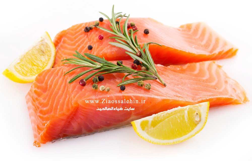 ماهی و تغذیه مردان