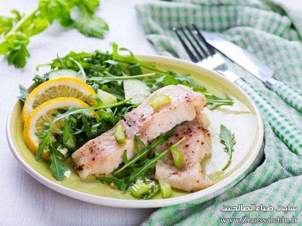 نکاتی برای پخت مناسب غذاهای دریایی ، جهت تغذیه نوزادان