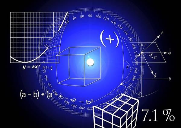 نقش ریاضیات در فیزیک