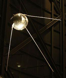 اسپوتنیک، اولین ماهواره فضایی