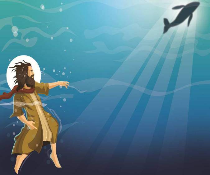 غیبت یونس نبی علیه السلام - حضرت یونس علیه السلام - داستان حضرت یونس علیه السلام