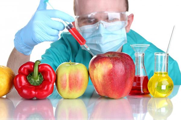 سلامت محصولات تراریخته