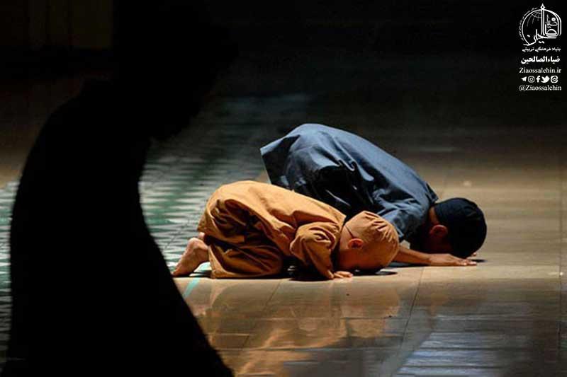 کفاره نماز قضا برای پدر و مادر