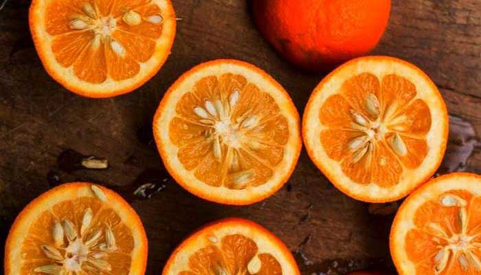 طبع نارنج گرم است یا سرد؟