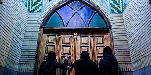 کوبیدن در هفت مسجد