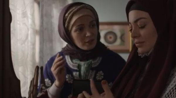 محبوبه اسدی بازیگر نقش گل صنم در سریال «کلبه ای در مه»
