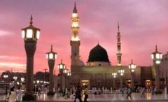 حضرت محمد مصطفی صلوات الله علیه