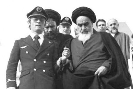 بازگشت امام خمینی رحمه الله به ایران