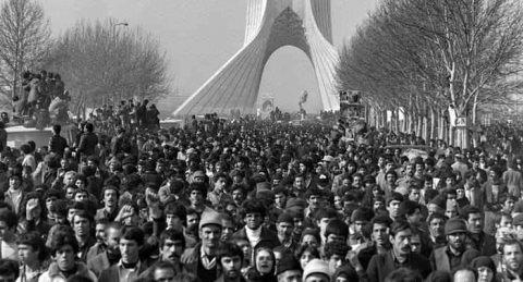 پیروزی انقلاب اسلامی ایران