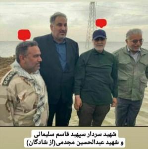 فرمانده حوزه بسیج دارخوین شادگان در جنوب استان خوزستان توسط افراد ناشناس شهید شد.