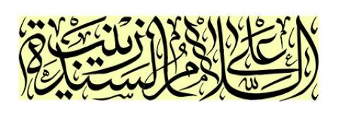السلام علی السیده زینب