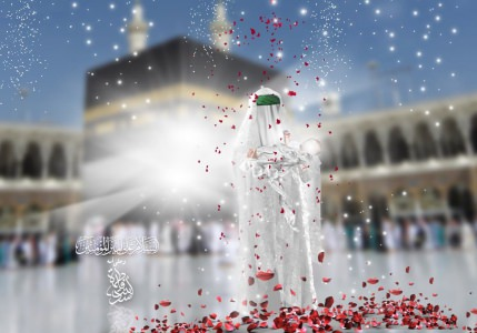 پوستر السلام علی امیر المومنین