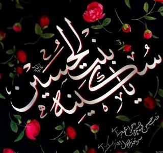 تصاویر وفات حضرت سکینه سلام الله علیها