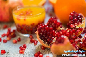 میوه انار - آب انار