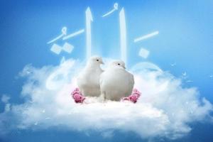 سالروز پیوند آسمانی امام علی علیه السلام و حضرت فاطمه