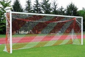دروازه فوتبال چمنی