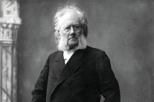 هنریك اِیبسُن, شاعر و نمایش نامه نویس نروژی,گنجینه تصاویر ضیاءالصالحین