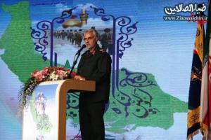 سخنرانی سردار سلیمانی در کنگره 8هزار شهید گیلان – ۱۳۹۵