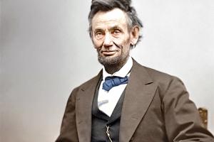 آبراهام لینکلن,رئیس جمهور آمریکا,گنجینه تصاویر ضیاءالصالحین
