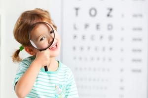 بینایی کودکان