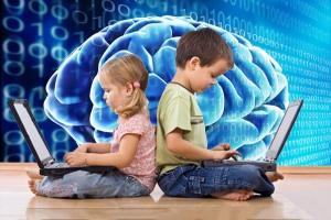 فضای مجازی و کودکان