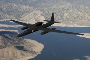هواپیمای یو2(گنجینه تصاویر ضیاءالصالحین)