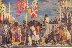 جنگ های صلیبی,گنجینه تصاویر ضیاءالصالحین