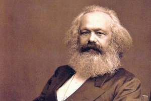 كارل ماركس karl marx (گنجینه تصاویر ضیاءالصالحین)