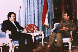 حمله منافقین,ارتش بعث عراق,مسعود رجوی,صدام حسین,گنجینه تصاویر ضیاءالصالحین