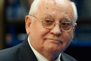 mikhail gorbachev.ميخائيل گورباچف