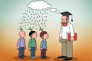 حقوق دانش آموز بر معلم