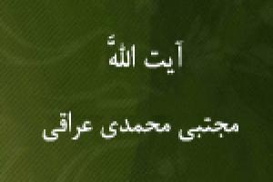 آیت الله شیخ مجتبی محمدی عراقی