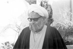 آیت اللَّه شیخ مرتضی حائری یزدی