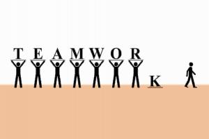 کار گروهی (Team Work)