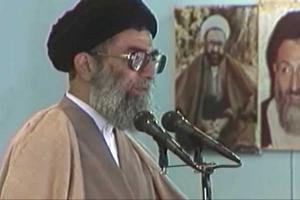 امام خامنه ای , گنجینه تصاویر ضیاءالصالحین , رهبر انقلاب