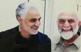 سردار شهید حاج قاسم سلیمانی و شهید همدانی