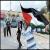 نبرد مبارزان فلسطینی و مزدوران رژیم صهیونیستی
