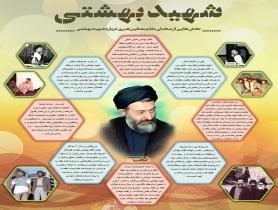 سخنان مقام معظم رهبری درباره شهید بهشتی