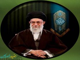 رهبر معظم انقلاب اسلامی - امام خامنه ای - آیت الله خامنه ای - رهبری - رهبر انقلاب