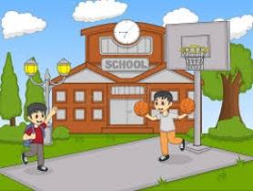 انیمیشن مدرسه تمیز