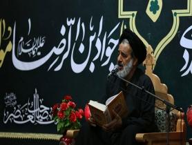 حجت الاسلام میر یزدی