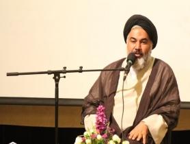 حجت الاسلام سید علیرضا تراشیون