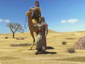 انیمیشن داستانی پله های سعادت - داستان حج
